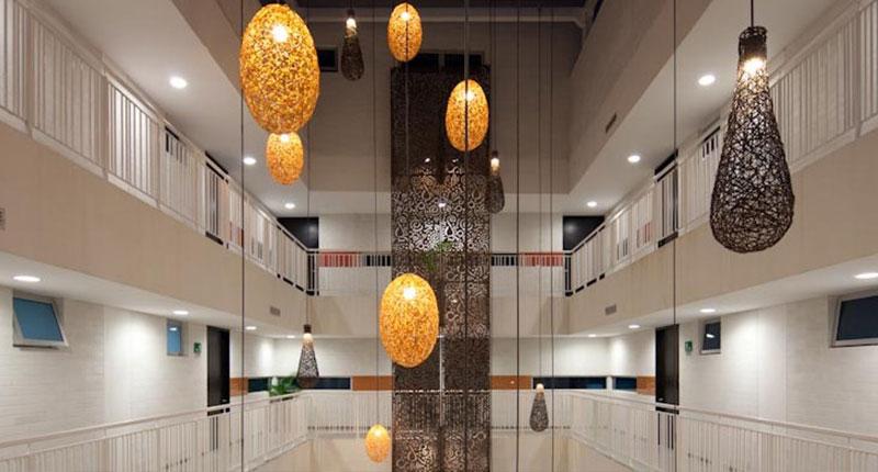 Diseño espacio comercial