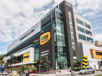Centro comercial puerta del norte