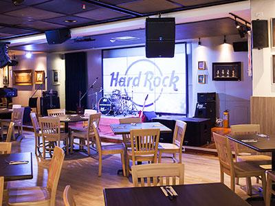 Hard Rock Cafe Bogotá