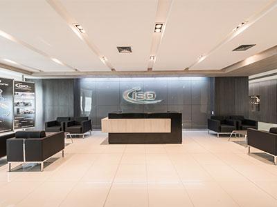Oficinas ISO - Implantes y Sistemas Ortopédicos.